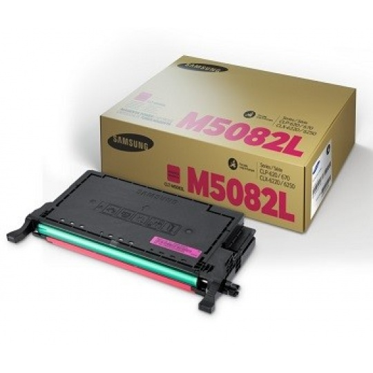 Samsung CLT-M5082L H-Yield Magenta Cr