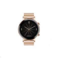 Huawei Watch GT 2, 42 mm, zlatá