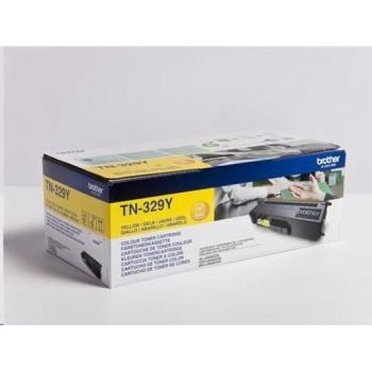BROTHER Toner TN-329Y Laser Supplies