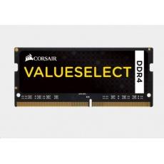 CORSAIR DDR4 8GB (Kit 1x8GB)  SODIMM 2133MHz CL15 černá