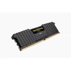 CORSAIR DDR4 16GB Vengeance LPX DIMM 3000MHz CL16 černá