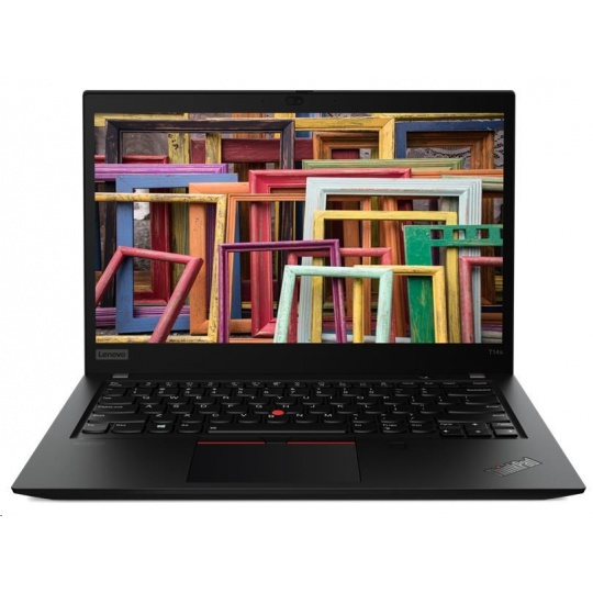 "LENOVO ThinkPad T14s i - i5-10310U@1.6GHz vPro,14"" FHD touch,16GB,512SSD,HDMI,IR+HDcam,Intel HD,LTE,W10P,3r carryin"