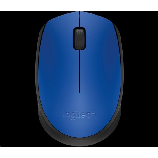 Logitech Wireless Mouse M171, blue