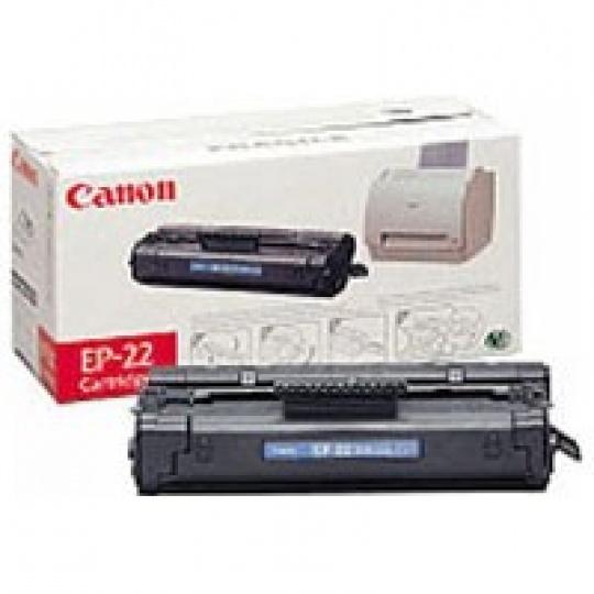 Canon LASER TONER black EP-22 (EP22) 2 500 stran*