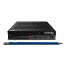 LENOVO BAZAR PC ThinkStation/Workstation P340 Tiny - i7-10700T,16GB,512SSD,P1000 4G,DP,HDMI,WiFiBT,W10P,3r ons-Rozbaleno