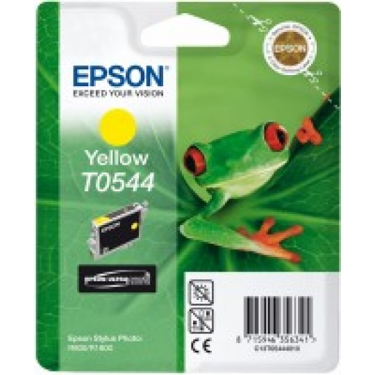 "EPSON ink bar Stylus photo ""Žába"" R800/R1800 - Yellow"