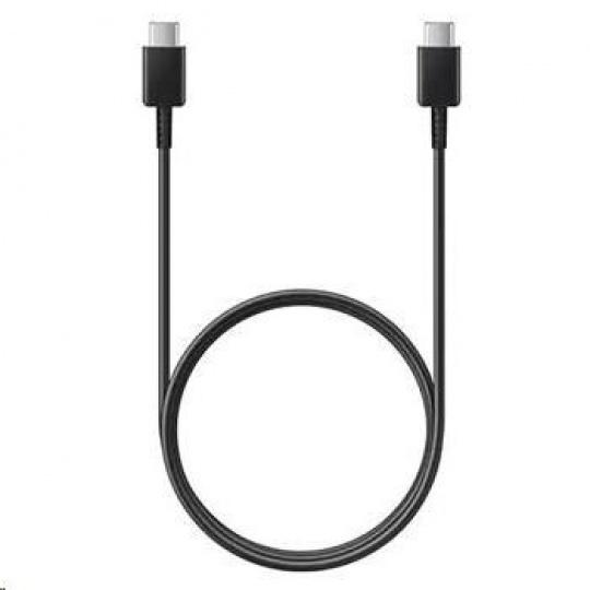 Samsung datový kabel EP-DN975BBE, USB-C -> USB-C, černá