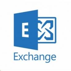 Exchange Standard CAL Lic/SA Pack OLP NL GOVT USER CAL