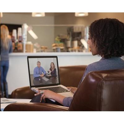 Polycom RealPresence Desktop - videokonferenční aplikace pro Windows nebo Mac OS - 1 uživatel, servis 1 rok