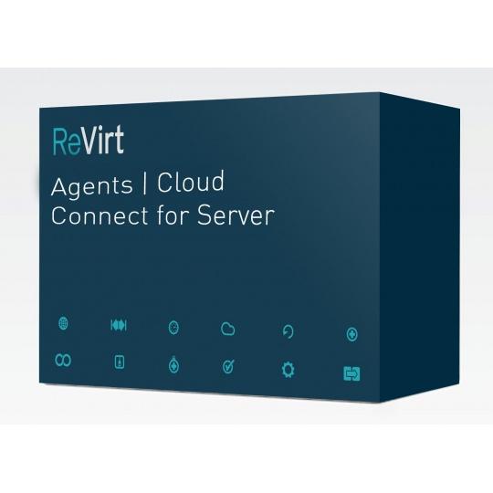 ReVirt BaaS | Veeam Agent Cloud Connect for Server ( 1 server 12 měsíců )