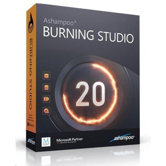 Ashampoo Burning Studio 20