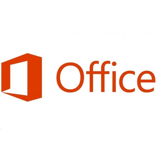 Office Standard Lic/SA Pack OLP NL AE