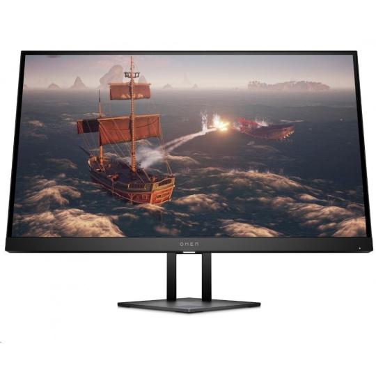 """LCD HP OMEN 27i, herní Monitor 27"""" QHD 2560x1440; IPS; 16:9; 350nitů; 165Hz, 3xUSB; HDM; DP; 3.5mm Jack"""