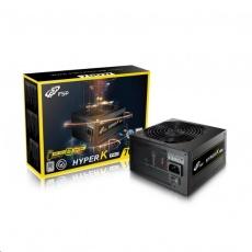 Fortron zdroj 700W HYPER K PRO 700 Retail, EN62368, 230V, +12V Dual Rail, A-PFC,12cm