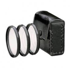 Doerr Set Makro předsádkových čoček - 58 mm