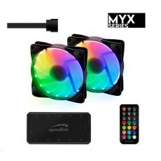 SPEED LINK LED větrákový set MYX LED Fan Kit