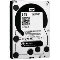 WD BLACK WD2003FZEX 2TB SATAIII/600 64MB cache 7200 ot., CMR