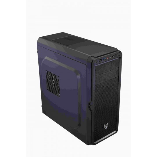 Fortron skříň Midi Tower CMT110 Black