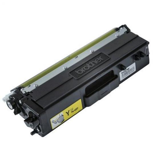 BROTHER Toner TN-423Y pro HL-L8260CDW/HL-L8360CDW/DCP-L8410CDW, 4.000 stran, Yellow