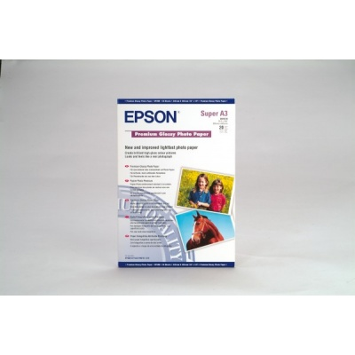 Paper Premium Glossy Photo , DIN A3+, 250g/m2, 20 Sheets